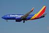 Southwest Airlines Boeing 737-752 WL N7834A (msn 33789) LAS (Jay Selman). Image: 403575.