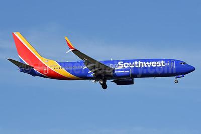 Southwest Airlines  Boeing 737-8H4 SSWL N8692F (msn 33942) TPA (Jay Selman). Image: 404109.