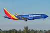 Southwest Airlines Boeing 737-8 MAX 8 N8708Q (msn 42566) FLL (Andy Cripps). Image: 940318.