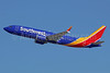Southwest Airlines Boeing 737-8 MAX 8 N8714Q (msn 36934) LAX (Michael B. Ing). Image: 939561.