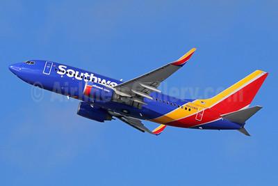 Southwest Airlines Boeing 737-7H4 WL N905WN (msn 36617) LAX (Michael B. Ing). Image: 936587.