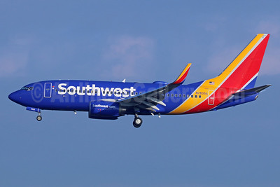 Southwest Airlines Boeing 737-752 WL N7835A (msn 34294) LAX (Michael B. Ing). Image: 936848.