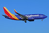 Southwest Airlines Boeing 737-7Q8 WL N7853B (msn 30707) SNA (Michael B. Ing). Image: 939566.