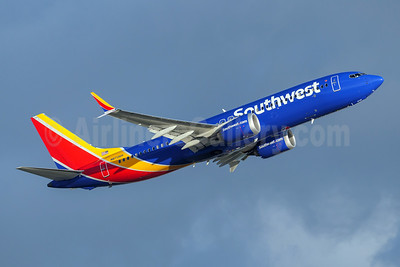 Southwest Airlines Boeing 737-8 MAX 8 N8726H (msn 42573) FLL (Andy Cripps). Image: 945527.