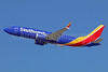 Southwest Airlines Boeing 737-8 MAX 8 N8713M (msn 36984) LAX (Michael B. Ing). Image: 939559.