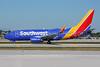 Southwest Airlines Boeing 737-76V WL N559WN (msn 30249) FLL (Brian McDonough). Image: 925786.