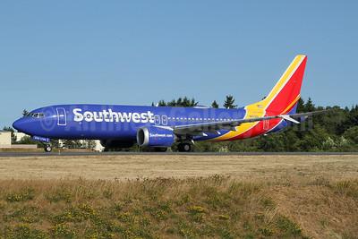 Southwest Airlines Boeing 737-8 MAX 8 N8720L (msn 42547) PAE (Nick Dean). Image: 954512.