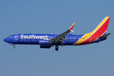 Southwest Airlines  Boeing 737-8H4 SSWL N8305E (msn 36683) LAX (Michael B. Ing). Image: 954361.