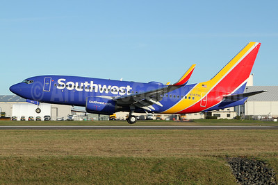 Southwest Airlines Boeing 737-7Q8 WL N7873A (msn 29350) PAE (Nick Dean). Image: 949157.