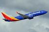 Southwest Airlines Boeing 737-8H4 SSWL N8654B (msn 37045) FLL (Jay Selman). Image: 403580.