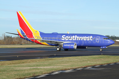 Southwest Airlines Boeing 737-7CT WL N569WN (msn 33656) PAE (Nick Dean). Image: 930995.
