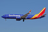 Southwest Airlines Boeing 737-8 MAX 8 N8713M (msn 36984) LAX (Michael B. Ing). Image: 939560.