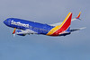 Southwest Airlines  Boeing 737-8H4 SSWL N8513F (msn 36976) LAX (Michael B. Ing). Image: 936593.