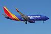 Southwest Airlines Boeing 737-7Q8 WL N7853B (msn 30707) LGB (Michael B. Ing). Image: 939565.