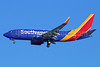 Southwest Airlines Boeing 737-7H4 WL N732SW (msn 27864) LAX (Michael B. Ing). Image: 930578.