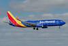 Southwest Airlines  Boeing 737-8H4 SSWL N8501V (msn 41530) FLL (Andy Cripps). Image: 936591.