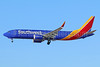 Southwest Airlines Boeing 737-8 MAX 8 N8712L (msn 36930) LAX (Michael B. Ing). Image: 939656.