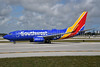 Southwest Airlines Boeing 737-7K9 WL N7879A (msn 34321) FLL (Bruce Drum). Image: 104617.