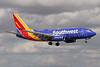 Southwest Airlines Boeing 737-76N WL N7706A (msn 32661) FLL (Brian McDonough). Image: 926044.