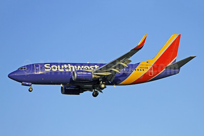 Southwest Airlines Boeing 737-3H4 WL N640SW (msn 27713) BWI (Ron Monroe). Image: 944273.