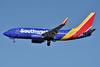 Southwest Airlines Boeing 737-7H4 WL N770SA (msn 30589) DEN (Fred Freketic). Image: 933695.