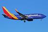 Southwest Airlines Boeing 737-7H4 WL N737JW (msn 27869) SEA (Michael B. Ing). Image: 935025.