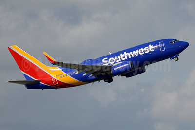 Southwest Airlines Boeing 737-7H4 WL N912WN (msn 36621) FLL (Jay Selman). Image: 403578.