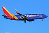 Southwest Airlines Boeing 737-7H4 WL N220WN (msn 32491) SEA (Michael B. Ing). Image: 935027.