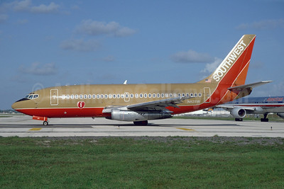 """Southwest Airlines' """"Number 1 Heart Logo"""""""