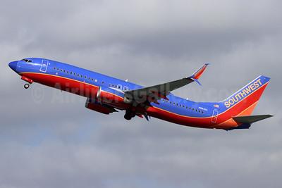 Southwest Airlines Boeing 737-8H4 SSWL N8616C (msn 36914) BUR (Michael B. Ing). Image: 955051.