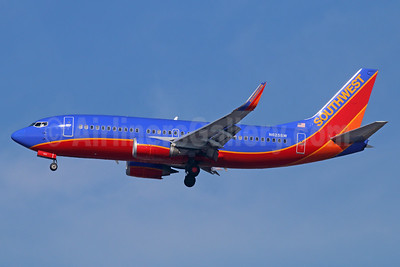 Southwest Airlines Boeing 737-3H4 WL N625SW (msn 27701) LAX (Michael B. Ing). Image: 938818.