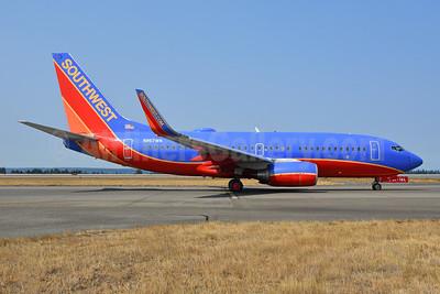 Southwest Airlines Boeing 737-7H4 WL N957WN (msn 41528) SEA (Bruce Drum). Image: 104746.