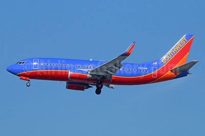 Southwest Airlines Boeing 737-3H4 WL N645SW (msn 28330) LAX (Michael B. Ing). Image: 938819.