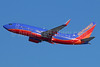 Southwest Airlines Boeing 737-7H4 N469WN (msn 33859) LAX (Michael B. Ing). Image: 936864.