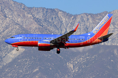 Southwest Airlines Boeing 737-7BD WL N7702A (msn 33917) ONT (Michael B. Ing). Image: 955035.