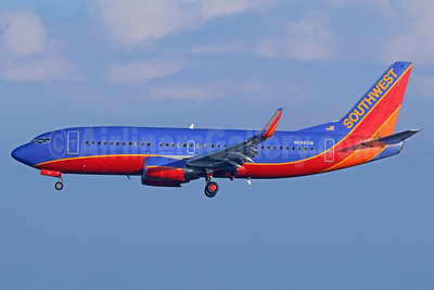 Southwest Airlines Boeing 737-3H4 WL N646SW (msn 28331) LAX (Michael B. Ing). Image: 936862.
