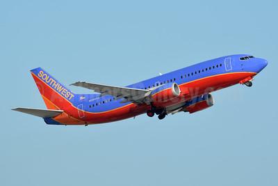 Southwest Airlines Boeing 737-3K2 N345SA (msn 23786) FLL (Jay Selman). Image: 404110.