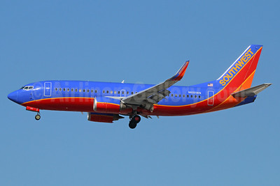 Southwest Airlines Boeing 737-3H4 WL N600WN (msn 27694) LAX (Michael B. Ing). Image: 938825.