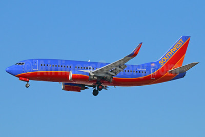 Southwest Airlines Boeing 737-3H4 WL N628SW (msn 27703) LAX (Michael B. Ing). Image: 938829.