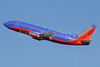 Southwest Airlines Boeing 737-3H4 N335SW (msn 23939) LAX (Michael B. Ing). Image: 908927.