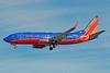 Southwest Airlines Boeing 737-3H4 WL N624SW (msn 27934) LAS (Bruce Drum). Image: 103986.