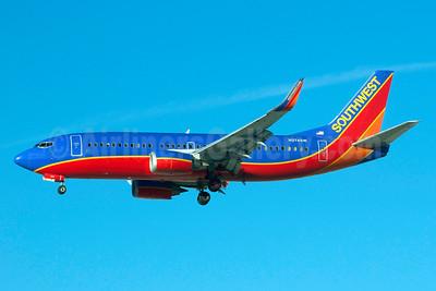Southwest Airlines Boeing 737-3H4 WL N374SW (msn 26582) LAS (Bruce Drum). Image: 103983.