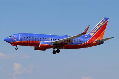 """2000th 737 Next Generation"" logo"