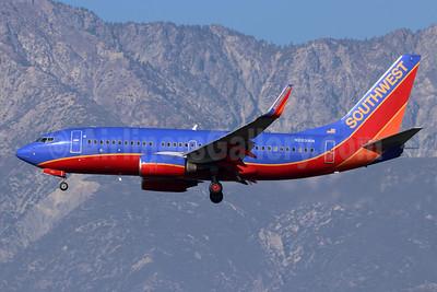 Southwest Airlines Boeing 737-7H4 WL N203WN (msn 32483) ONT (Michael B. Ing). Image: 955043.