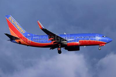 Southwest Airlines Boeing 737-7H4 WL N234WN (msn 32502) SEA (Michael B. Ing). Image: 955045.