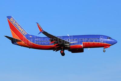 Southwest Airlines Boeing 737-7H4 SSWL N264LV (msn 32521) SNA (Michael B. Ing). Image: 955041.