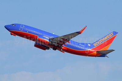 Southwest Airlines Boeing 737-7H4 WL N782SA (msn 29808) SNA (Michael B. Ing). Image: 943108.