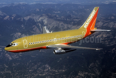 Southwest Airlines Boeing 737-2H4 N24SW (msn 20925) (Christian Volpati Collection). Image: 939520.