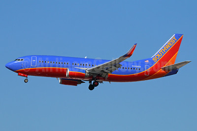 Southwest Airlines Boeing 737-3H4 WL N399WN (msn 27693) LAX (Michael B. Ing). Image: 938824.