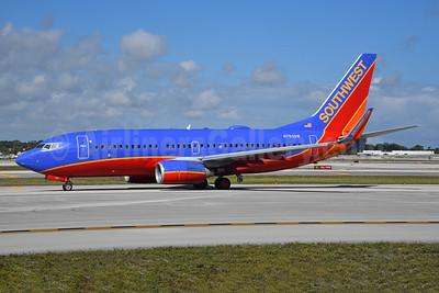 Southwest Airlines Boeing 737-7H4 WL N783SW (msn 29809) FLL (Bruce Drum). Image: 104757.